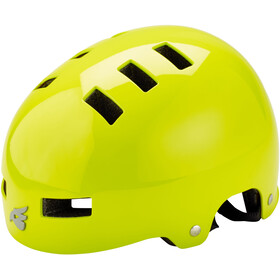bluegrass Super Bold Cykelhjelm, safety yellow/black